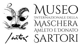 logo Museo Internazionale della Maschera Amleto e Donato Sartori