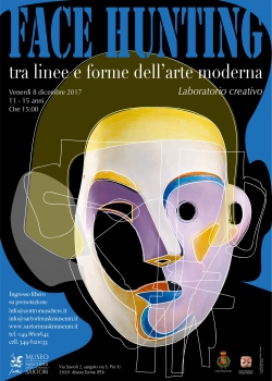 FACE HUNTING: tra linee e forme dell'arte moderna