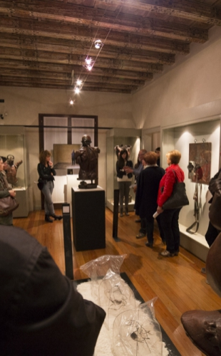 Emulate #2 Tre inaugurazioni al Museo della Maschera Amleto e Donato Sartori