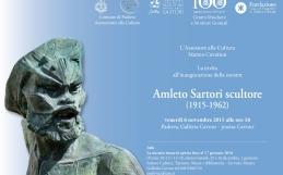 Dal 7 Novembre al 17 Gennaio a Padova – La mostra antologica su Amleto Sartori
