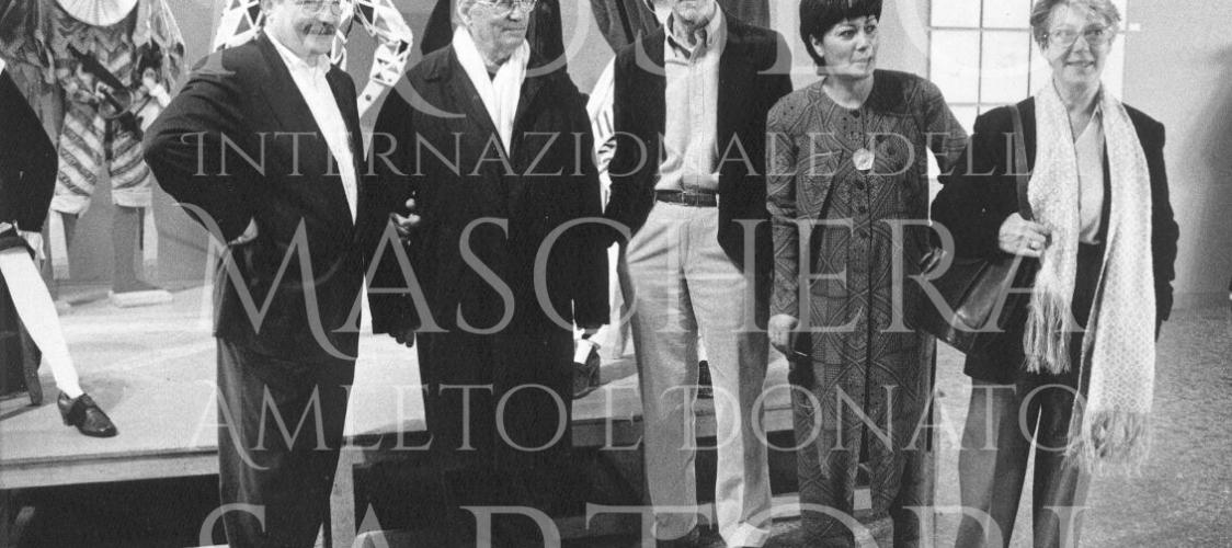 Lecoq e amleto Museo Internazionale della Maschera Amleto e Donato Sartori