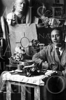 Incontro – Amleto Sartori, Scultore e poeta nell'arte sacra