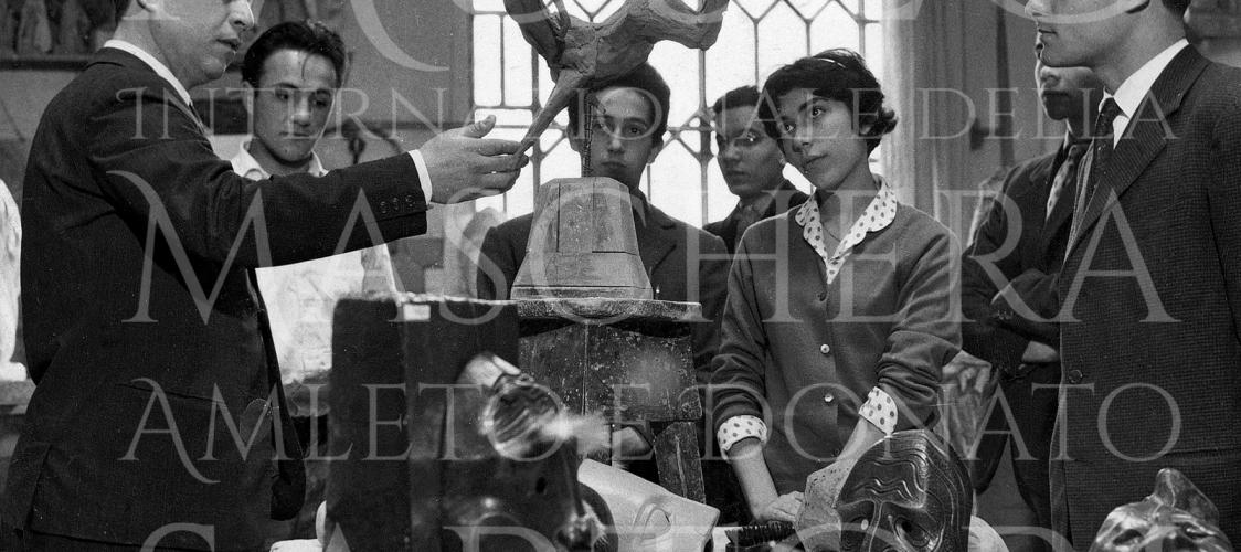 amleto Museo Internazionale della Maschera Amleto e Donato Sartori