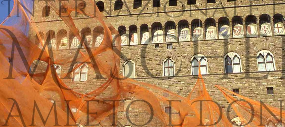 Mascheramento Urbano - Firenze - Italia