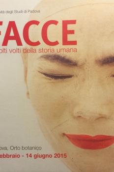 FACCE, la mostra a Padova