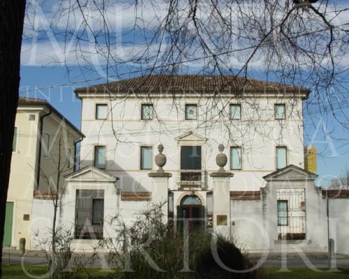 Villa Savioli sede del Museo Internazionale della Maschera Amleto e Donato Sartori