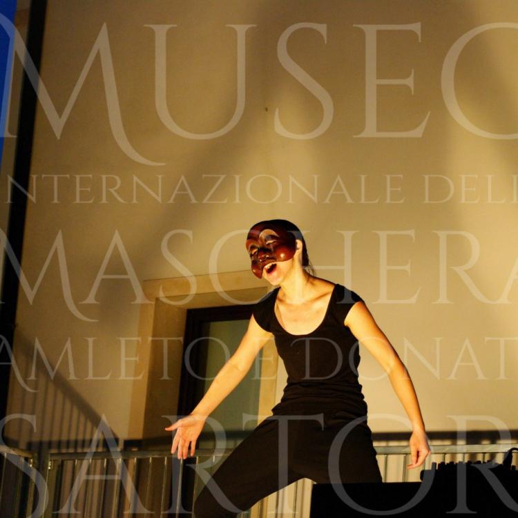 """Seminario """"Arte della Maschera nella Commedia dell'Arte"""""""