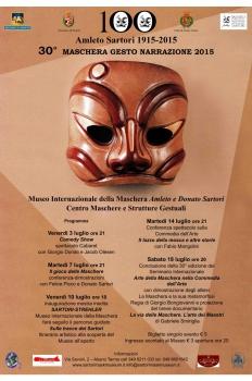 Eventi di luglio al Museo Internazionale della Maschera